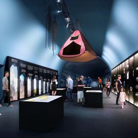 Multimedialne Centrum Górskie Korona Ziemi