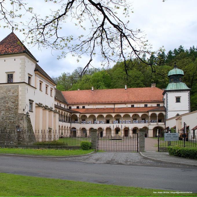 Zamek Sucha Beskidzka
